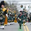 Line of March for the 2017 Rockland St. Patrick's Day Parade