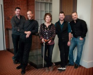 Eileen Ivers Band on Friday, September 30th at 8:00pm in the Hennessy Center of Dominican College.