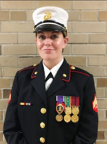 Cpl. Megan Leavey USMC