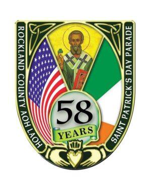 2020 Rockland County AOH Parade Logo